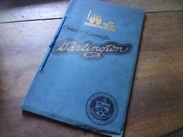 DARLINGTON COUNTY BOROUGH  1936 - Europa