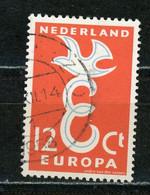 PAYS-BAS :  EUROPA N° Yvert 691 Obli. - Usados