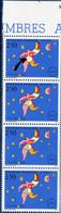 Niki De Saint-Phalle (sans Le Vert, Maillot Et Coeur Tàn)** - Varieteiten: 1990-99 Postfris
