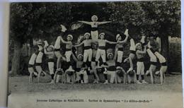 JEUNESSE CATHELIQUE DE MACHECOUL — Section De Gymnastique - Ohne Zuordnung