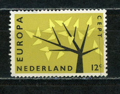 PAYS-BAS :  EUROPA N° Yvert 758 Obli. - Usados