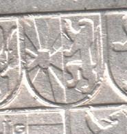 LEOPOLD III * 50 Frank 1940 Vlaams/frans  Pos.B * KLEINE DRIEHOEK * Nr 10541 - 08. 50 Francos