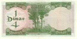 IRAQ P.  56 1/4 D 1971 UNC - Iraq