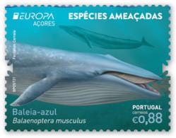Azores.2021.Europa CEPT.Endangered National Wildlife.1 V. ** . - 2020