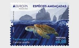 Madeira.2021.Europa CEPT.Endangered National Wildlife.1 V. ** . - 2020