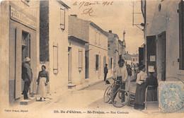 17-ILE D'OLERON- SAINT-TROJAN-LES-BAINS-RUE CENTRALE - Ile D'Oléron