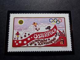 Osterreich - Austriche - Austria - 2002 - N° 2369 - Postfrisch - MNH -   Olympische Winterspiele 2002 - 2001-10 Nuevos & Fijasellos