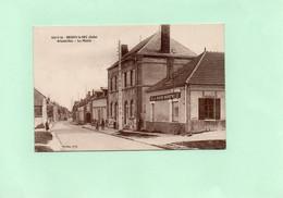 H0705 - ORIGNY Le SEC - D10 - Grande Rue - La Mairie - Other Municipalities