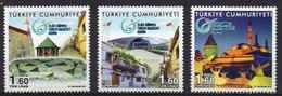 Turkey 2016. Islam World Tourism Capital: Konya.  MNH** - Unused Stamps
