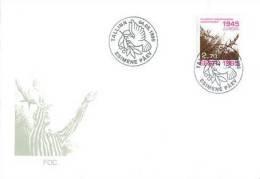 ESTONIA  EUROPA CEPT 1995  FDC - 1995