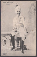 INDIA, Indian Maharajah Raslam - 1918 - India