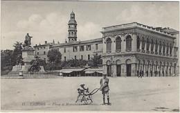 46  Cahors  -   Place   Et Monument Gambetta - Cahors