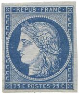 France : N°4f* - Unclassified