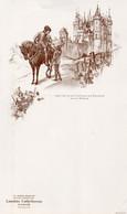 H0705 - LANDAIS CATHELINEAU - Chacé - LE GRAND SAUMUR - Menus