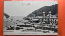 CPA.San Sebastian. El Gran Casino..   (R1.957) - Guipúzcoa (San Sebastián)