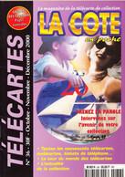 Revue COTE En Poche N° 36 Année 2000 - 64  Pages - Books & CDs
