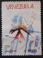 "VENEZUELA 1984 ""Intelligentsia For Peace"". USADO - USED. - Venezuela"