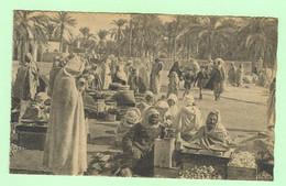 K828 - AFRIQUE - Scènes Et Types - Marché Arabe - Unclassified