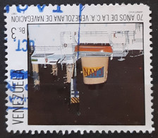 VENEZUELA 1987 The 70th Anniversary Of Venezuelan Navigation Company. USADO - USED. - Venezuela