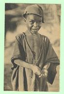 K836 - AFRIQUE - Scènes Et Types - Ali Le Petit Mendiant Compte Sa Recette - Unclassified