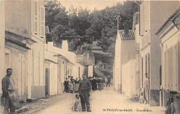 17-ILE D'OLERON- SAINT-TROJAN-LES-BAINS- GRANDE RUE - Ile D'Oléron