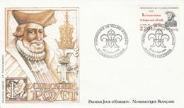 FDC 1989 ORDONNANCE DE VILLERS COTERETS - 1980-1989