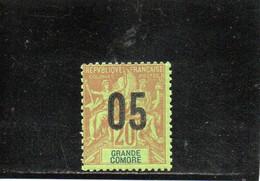 GRANDE COMORE 1912 ** - Ongebruikt