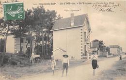 17-ILE D'OLERON- SAINT-TROJAN-LES-BAINS-VILLA SPERANZA - Ile D'Oléron