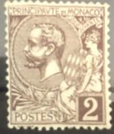 Monaco Poste, N°12, Neuf, Sans Trace De Charnière - Ungebraucht
