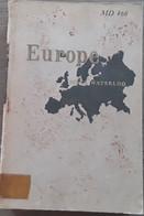Europe Since Waterloo Door Robert Ergang, 835 Pp., Boston,1954 - Europa