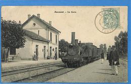 55 - Meuse - Ancemont - La Gare (N4596) - Sonstige Gemeinden