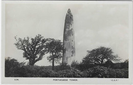 K1 - Kenia - Mombasa - Portugese Tower - Kenya