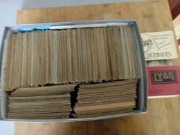 Je Débarasse : Lot De + De 1400 Cpa (et Cpsm) (format 9X14 Cm)de FRANCE Tout Venant (sauf Ouest) + Qq Carnets Offerts - 500 Postcards Min.