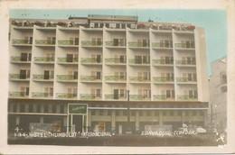 Real Photo Hotel Humboldt Internacional Guayaquil Hand Colored - Ecuador