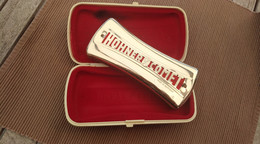 Harmonica Vintage HOHNER Comet. Collector. Made In Germany - Musical Instruments