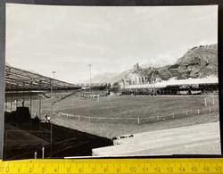Stade De Football De Sion Valais Avant Un événement (détails Au Dos) Photo ASL Lausanne 1986 - Luoghi