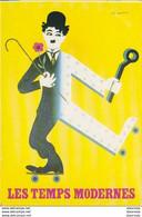 LES TEMPS MODERNES ................. Affiche De Léo Kouper - Posters On Cards