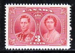Canada 1937 Yvert 196 ** TB Bord De Feuille - Nuevos