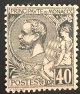 Monaco Poste, N°17, Neuf, Sans Trace De Charnière - Ungebraucht