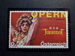 Osterreich - Austriche - Austria - 2003 - N°  2441 -  Postfrisch - MNH -   Opernfestspiele Turandot - 2001-10 Unused Stamps
