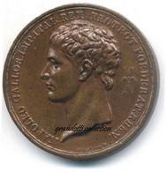 NAPOLEONE BONAPARTE BATTAGLIA DI RATISBONA 1809 MEDAGLIA MANFREDINI - Royal/Of Nobility