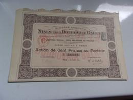 MINES DOUBOVAIA BALKA (1913) - Unclassified