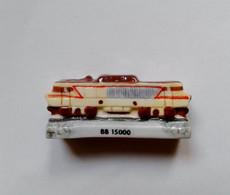Fève Locomotive BB 15000 Transport Train - Other