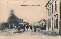 Geraardsbergen Grammont La Porte De Lessines - Geraardsbergen