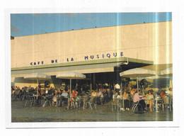 Paris Café De La Musique Bar-Restaurant 213, Avenue Jean-Jaurès 75019 Paris - Cafés, Hoteles, Restaurantes