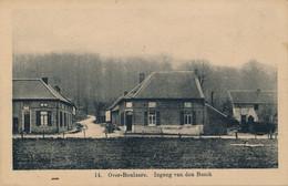 Geraardsbergen Grammont Overboelaere Ingang Van Den Bosch - Geraardsbergen