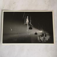 Circus - Cirque // Carte Photo - RPPC To Identify, Prob. Belgie No. 4. //Trapeze High Air Act.19?? - Circo