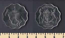 Botswana 1 Pul 1981 - Botswana