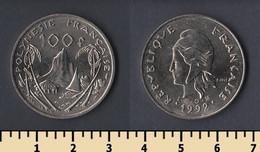 French Polynesia 100 Francs 1992 - French Polynesia