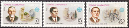 Turkije Turquie 1980 Yvertn° 2279-2281 *** MNH  Cote 3,50 € Cept Europa - Unused Stamps